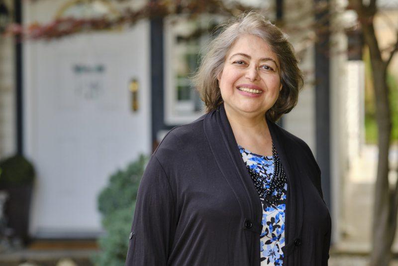 Dr. Maha Alchalabi smiling